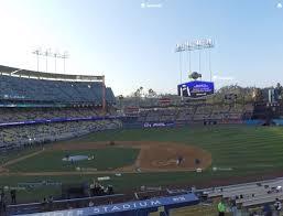 Dodger Stadium Loge Box 134 Seat Views Seatgeek