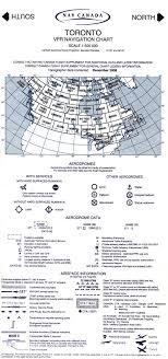 Vnc 5000 Toronto Vfr Navigation Chart