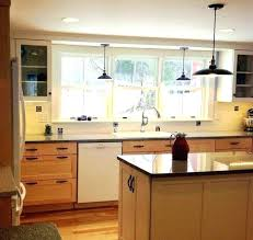 kitchen lighting vaulted ceiling. Rustic Kitchen Island Lighting Over Table Vaulted Ceiling Under Pendant For