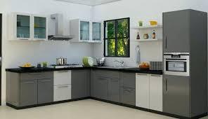 Modular Kitchen Design For Small Kitchen L Shaped