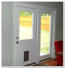 secure pet door how to secure sliding glass dog door sliding door designs best secure dog door