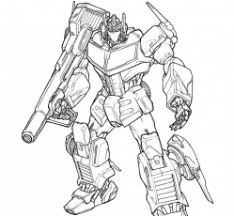 Small Picture Optimus Prime Coloring Pages 15 Pictures Colorinenet 21562