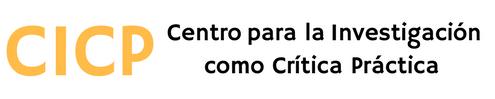 CICP - Centro para la Investigación como Crítica Práctica -