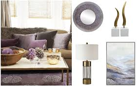 Mauve Living Room Decorating With Colour The Monochromatic Palette Versa Style