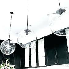 clear glass globe best pendant lighting ideas large clear glass globe light with mini remodel outdoor