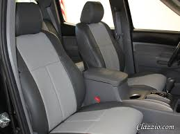 leather clazzio 2006 toyota tacoma clazzio