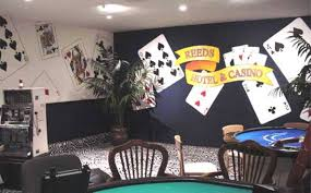 casino theme game room in bedroom comely excellent gaming room ideas
