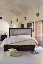 white king bedroom sets. Bed : Farnichar Bedroom Set Brown Home Furniture Sets Dark Wood White King Size Tufted