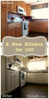 Professional Painting Kitchen Cabinets Extraordinary Paint Your Kitchen Cabinets The Right Way In 48 Kitchen Kitsch