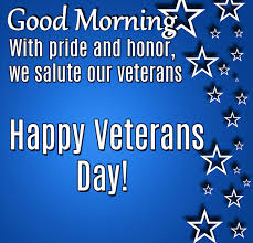 Happy Veterans Day Quotes Stunning Good Morning Happy Veterans Day Quote Pictures Photos And Images