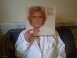 The Very Best of Barry Manilow - Sleeveface