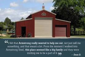 Armstrong Steel - Price Your Steel Building Online In Minutes
