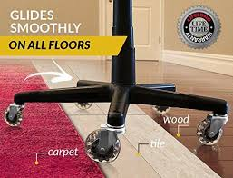 office furniture on wheels. 2.5; Office Chair Wheels Replacement Rubber Casters For Hardwood Floors And Carpet LIFELONG Warranty. Furniture On