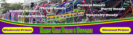 mardi gras beads for all holiday parades parties