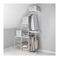 Decor U0026 Tips Tall Wood Storage Cabinets With Doors With Linen Ikea Closet Organizer Baskets