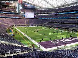 Us Bank Stadium Virtual Seating Chart Your Ticket To Sports Concerts More Seatgeek