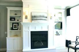built in cabinets cost shelves around fireplace of full size living room living built in cabinets cost