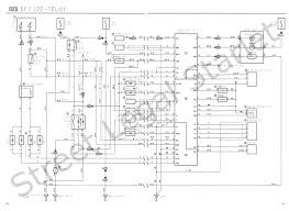 ecu pin out diagram | Toyota GT Turbo