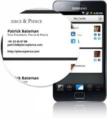Cardcloud Launches An Android Version Of Its Digital Business Card