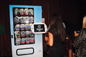 Twitter Powered Vending Machine Delectable Tweet For Treats The New Way Brands Are Encouraging Social Media