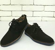 Details About Louis Vuitton Lace Up Shoes Brown Suede Size 7 Lv 8 Us 41 Eur