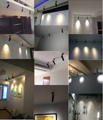 picture light led spotlights tracking led spot lamp indoor surface mounted wall spotlight ceiling spot lighting fixtures in ceiling lights from lights