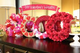 San Valentin Decoration Valentines Decor 4 Easy Diy Wreaths Youtube