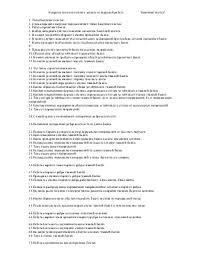 Вопросы для подготовки к защите по курсовой работе Балочная клетка