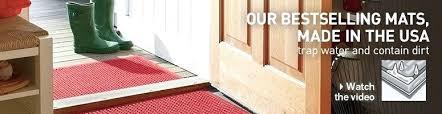 waterhog runner runners stylish ll bean outdoor rugs mats and doormats free mudroom mats