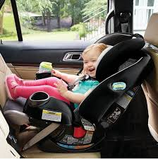 Graco 4Ever Extend2Fit 4-in-1 Car Seat \u2013 Stanford Distributing