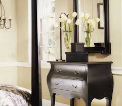 bedroom decor with black furniture. bedrooms valspar natural wall paint clean white trim color black furniture and toile fabric bedroom decor with o