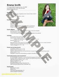 Babysitting Resume Template Best Babysitting Resume Template Updated Resume Design Templates