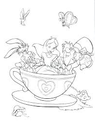Boston Tea Party Coloring Pages Tea Party Coloring Page Best Pages