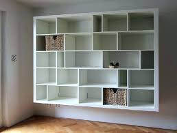 dwell floating shelf tv unit white ikea marvellous wall shelves lack furniture enchanting decorative display compact
