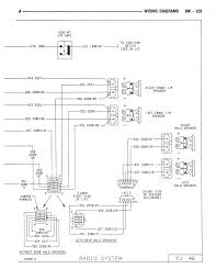 jeep cherokee stereo wiring diagram jeep image 94 jeep wrangler radio wiring diagram wiring diagram schematics on jeep cherokee stereo wiring diagram