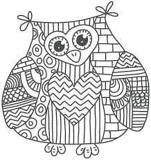Printable Owl Pictures Free Printable Owl Mask Template To Color