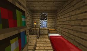 Gallery For U003e Minecraft Bedroom Wallpaper