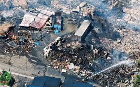 Tsunami warning issued … перевести эту страницу. The Weird Reason Tsunami Fires Broke Out After Japan Earthquake Live Science