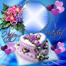 By Maria Elena Lopez Birthday Greetings Happy Birthday Pictures