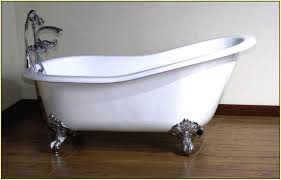 2 person soaking tub freestanding clawfoot
