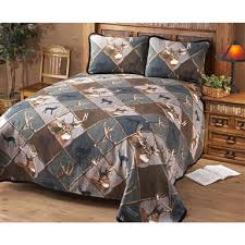 JQ Outdoors® Deer Bedding Set, Camo - 147866, Quilts at ... & JQ Outdoors Deer Bedding Set, Camo Adamdwight.com