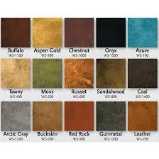 Behr Solid Concrete Stain Color Chart Concrete Stain Samples Burnt Crimson Semi Transparent