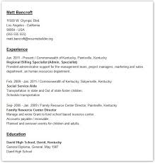 resume high school sports sports resume template sports management resume samples