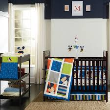 mickey mouse crib sheet set go mickey bedding collection nursery pinterest bed sets crib