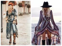 Лёгкие платья с затейливыми узорами, кимоно с бахромой, летние замшевые сапоги, льняное кружево, бисер и вышивка. Zhenskaya Odezhda V Stile Boho Chto Eto Takoe Otlichiya Ot Drugih