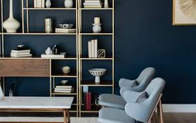 designer decorating white gold art bedroom navy blue wallpapers ideas wall painted gray decor walls yellow