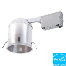 led recessed lighting ic rated with halo h750 6 in aluminum led housing for remodel and 10 housings h750ricat 6pk 64 1000 on 1000x1000 light