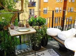 balcony lighting decorating ideas. Antique Lighting Ideas In Small Square Table Design For Outdoor Balcony And Modern Pillow Decoration With Best Iron Fence Idea Decorating I