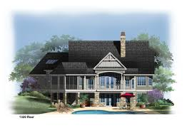 angled craftsman house plans luxury lake house plans with walkout basement lake house floor plans with