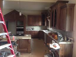 Walnut Kitchen Floor Natural Walnut Kitchen Cabinets Idaho Something For Mom